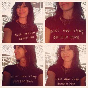 A VJ Elka Andrello de Music Non Stop