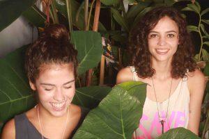 Laura Diaz e Carol Schutzer aka Cashu, as patroas da Mamba Negra