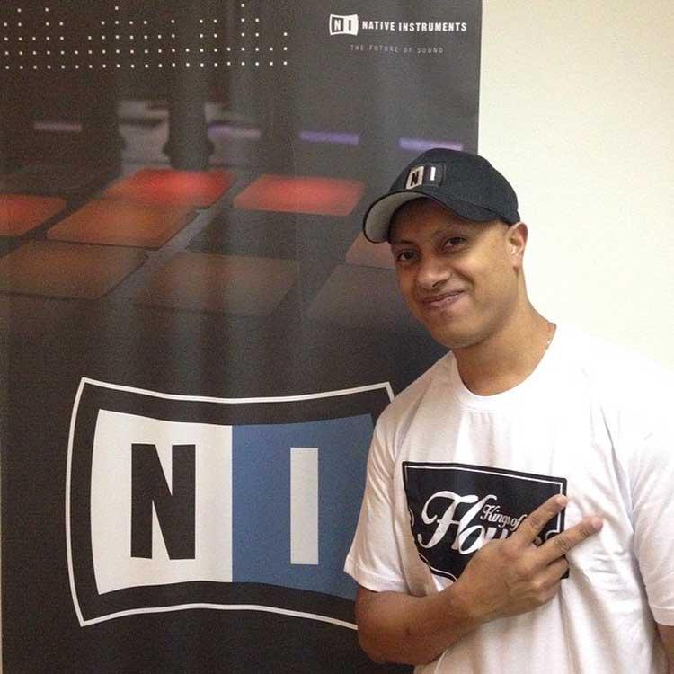 Will é um dos que mais deu aulas de DJ no país.