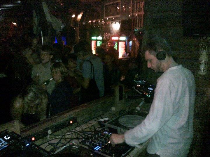 Davis tocando em Berlim em 2011