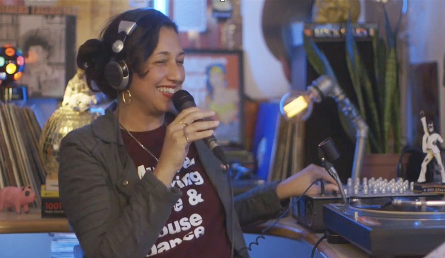 Claudia-Assef-TMEDJ - music non stop