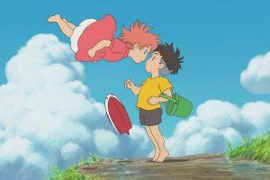 Ponyo Studio Ghibli