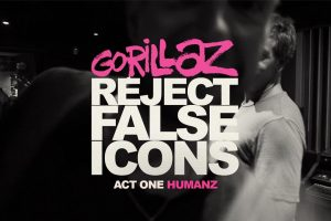 Gorillaz reject false icons