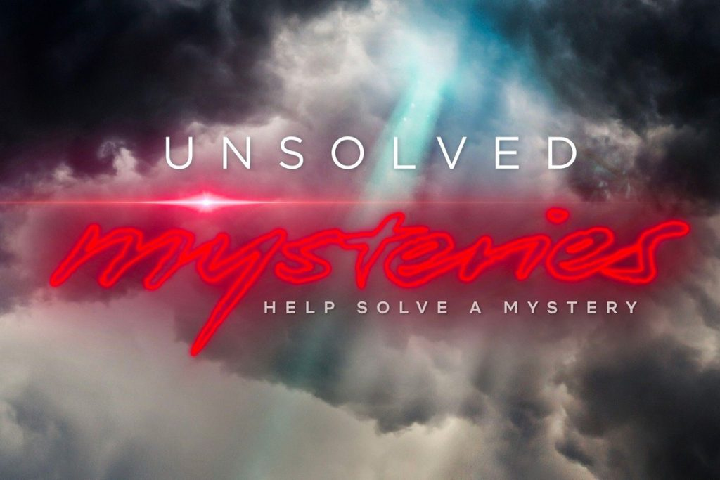 Unsolved Mysteries true crime