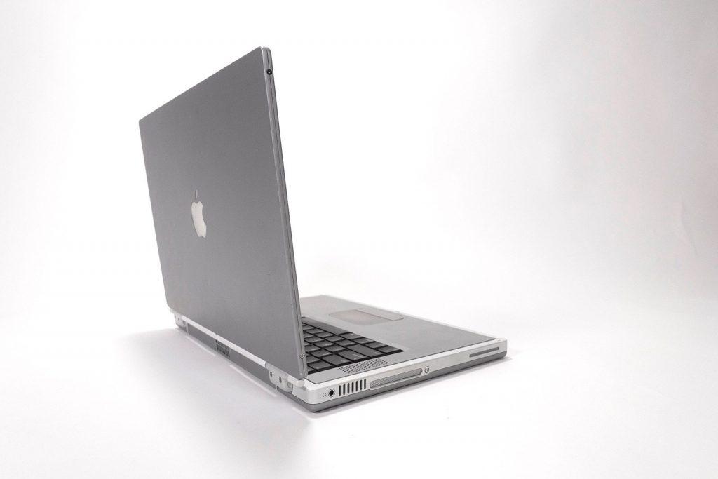Apple Powerbook Titanium