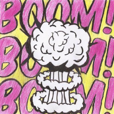 Capa Boom EP