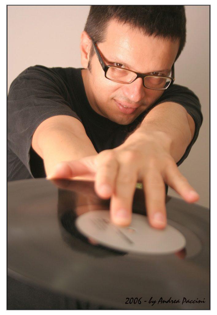DJ Raul Aguilera