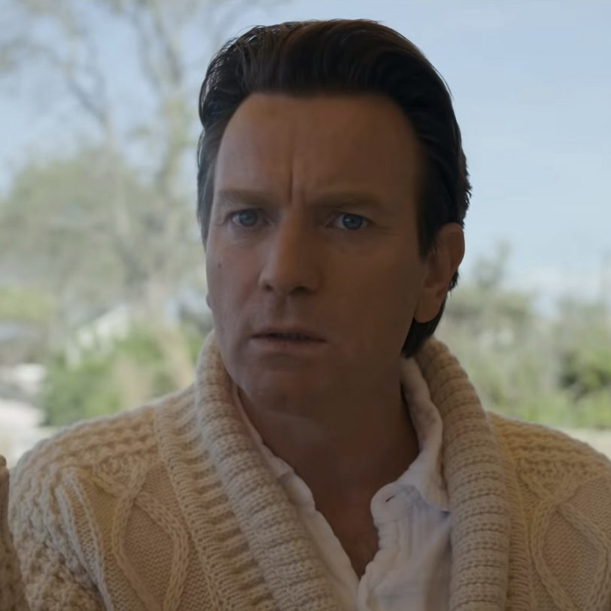 Ewan McGregor em Hauston - série Netflix