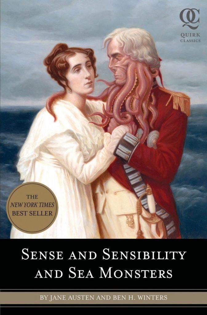 Razão e Sensibilidade e Monstros Marinhos - Jane Austen