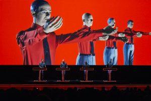 Kraftwerk no palco