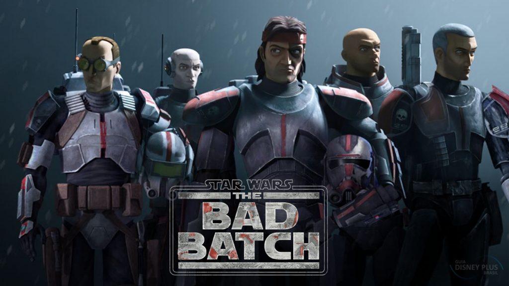 Capa do episódios do Os Malfeitos especial Star Wars