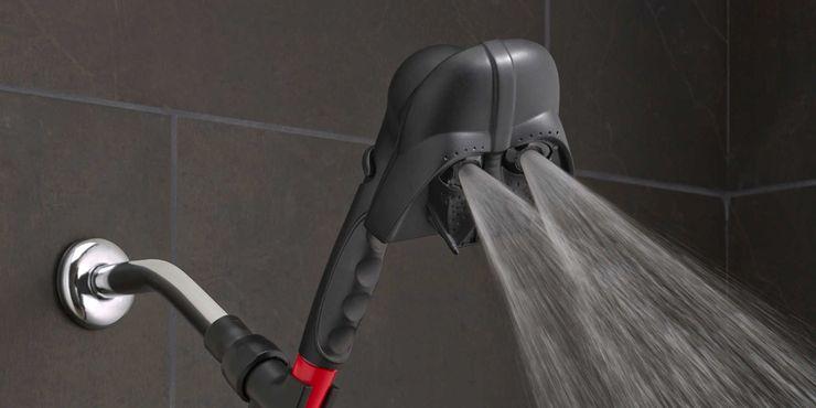 chuveiro do Darth Wader - Star Wars