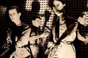 """Computer World, do Kraftwerk, faz 40 anos hoje. A história do disco seminal do grupo """"mais influente que os Beatles"""", segundo a imprensa inglesa."""