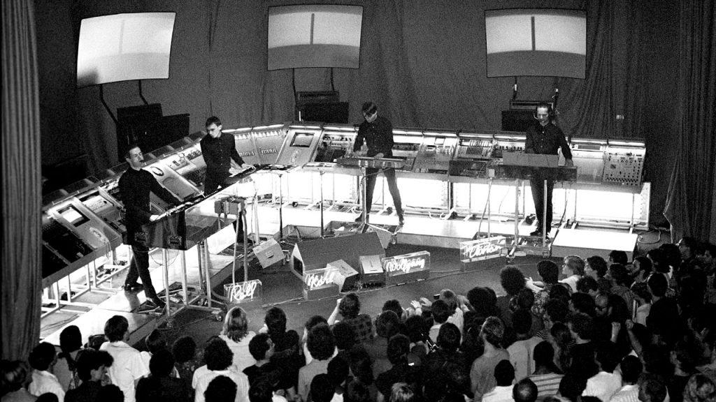 Kraftwerk em Nova Iorque