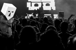 BaianaSystem no palco