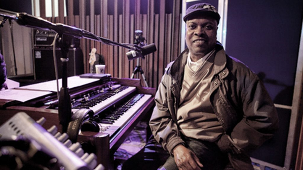 Booker T Jones na KPR