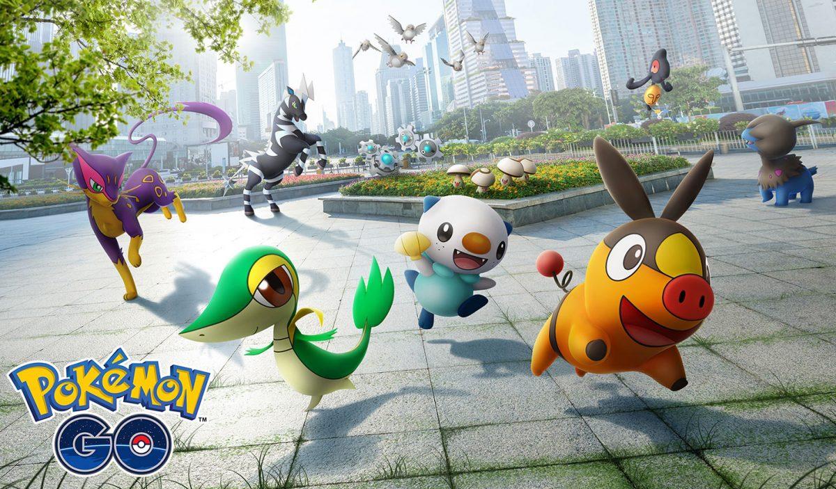 Cartaz Pokémon Go
