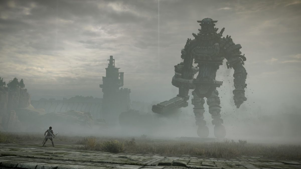 Shadow of the Colossus trilha sonora