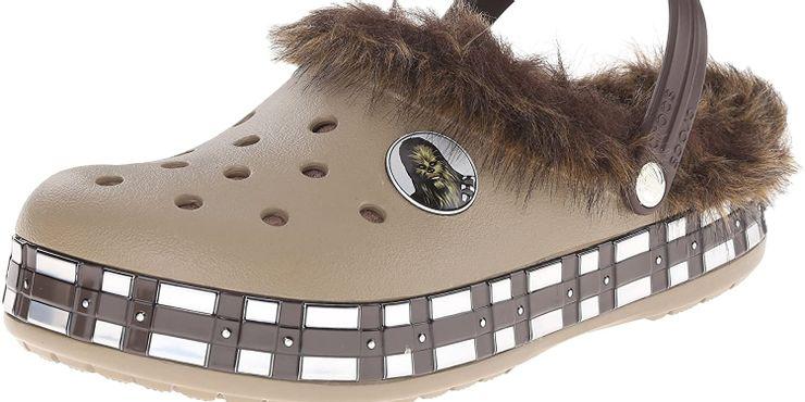 Sandalia Croks do Wookie - Star Wars