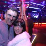 Angelo Leuzzi e Flavia Ceccato no Lov.e Club