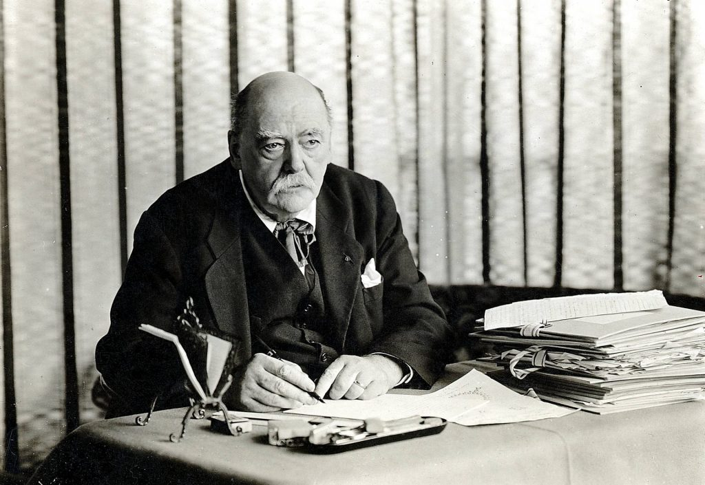 Maurice Leblanc, autor de Lupin