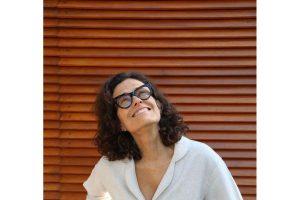 Zelia Duncan sorrindo