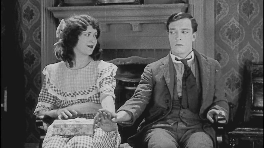 Buster Keaton Sherlock Jr