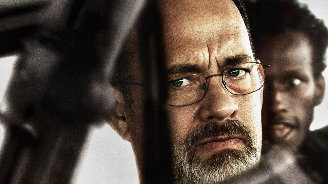 Tom Hanks como Capitão Phillips, da Netflix