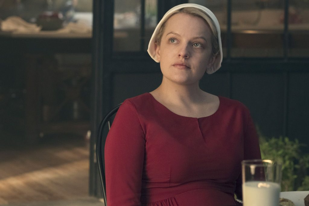handmaid's tale - offred