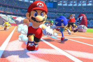 super mario olimpíadas