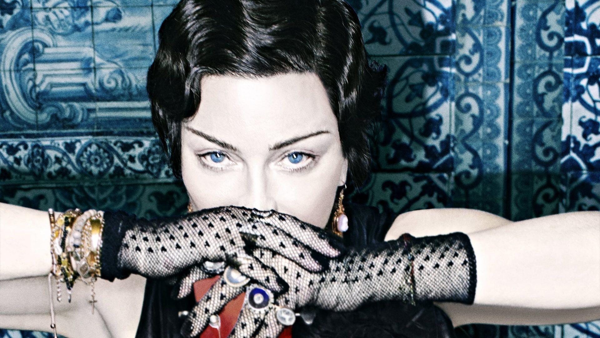 Madonna em Madame X