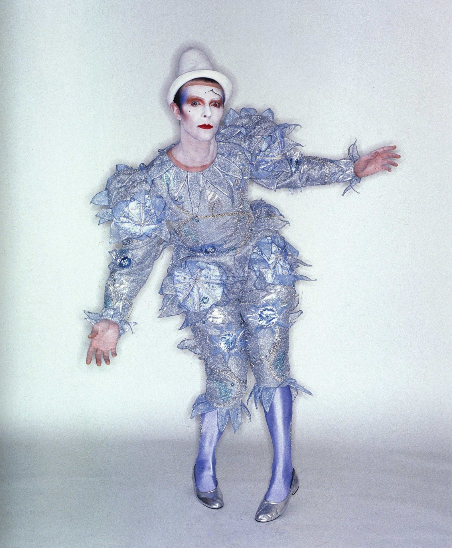 David Bowie em Ashes to Ashes
