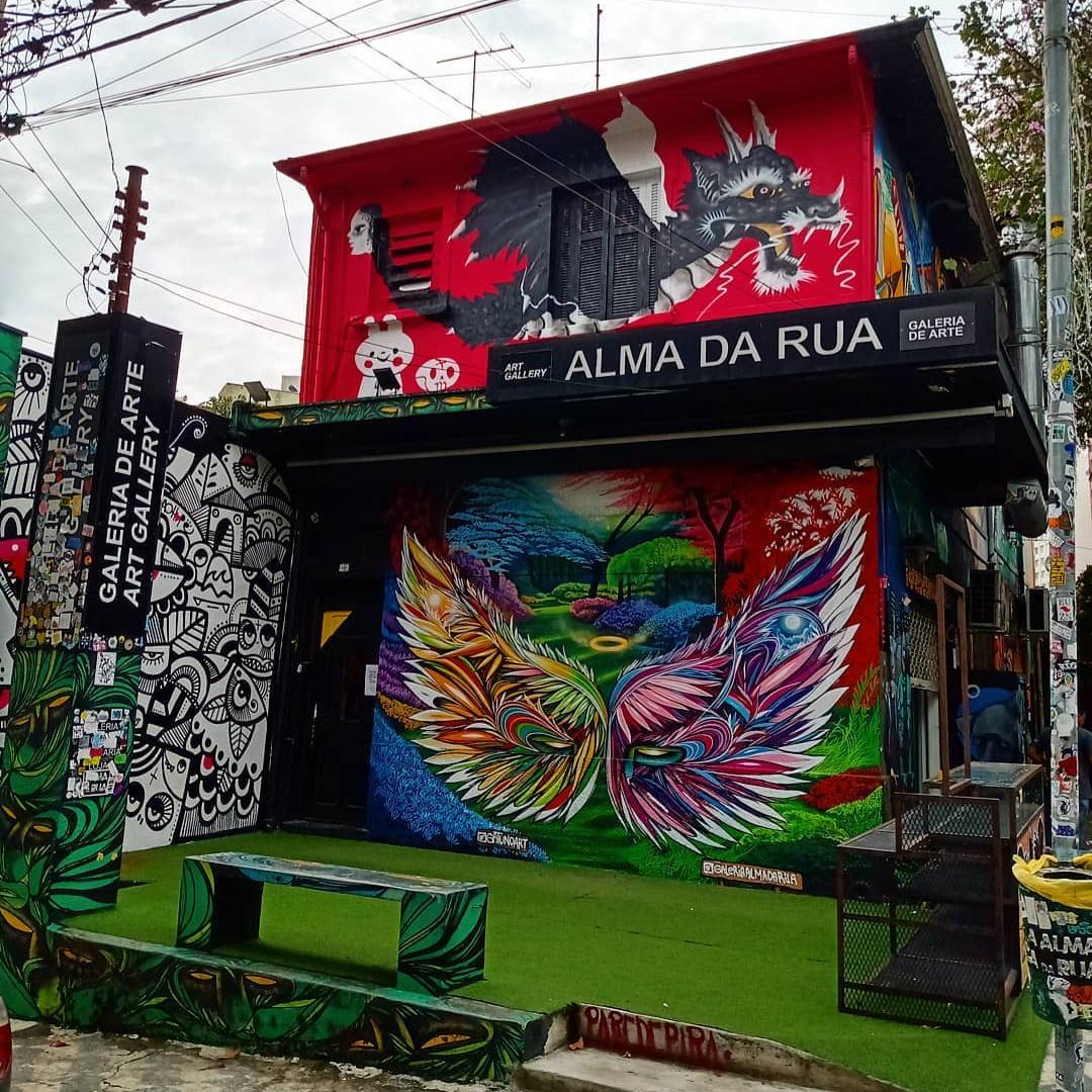 Galeria Alma da Rua