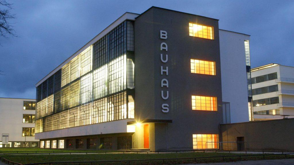 Escola Bauhaus em Berlim