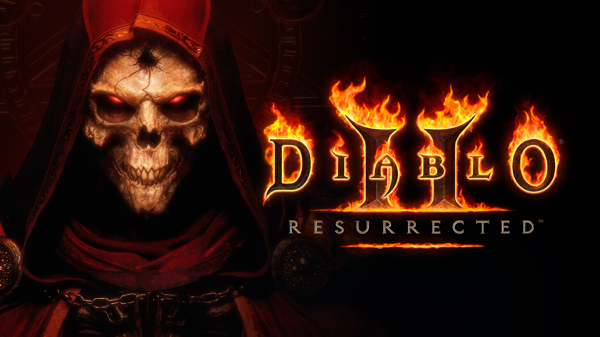 Diablo II - capa do jogo