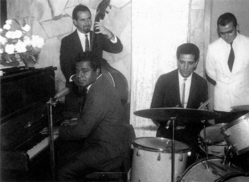 Johhny Alf trio ao piano