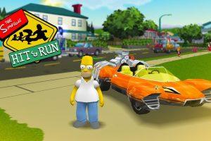 Jogo The Simpson Hit and Run