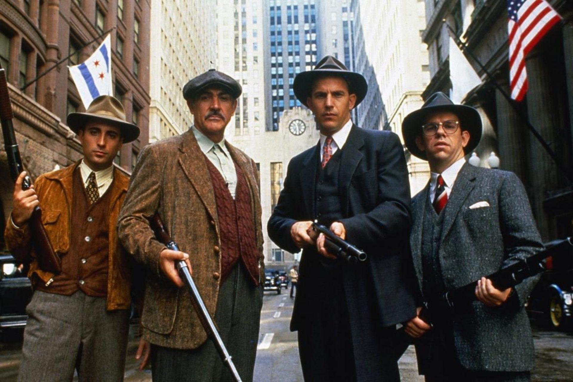 Os Intocáveis Brian De Palma