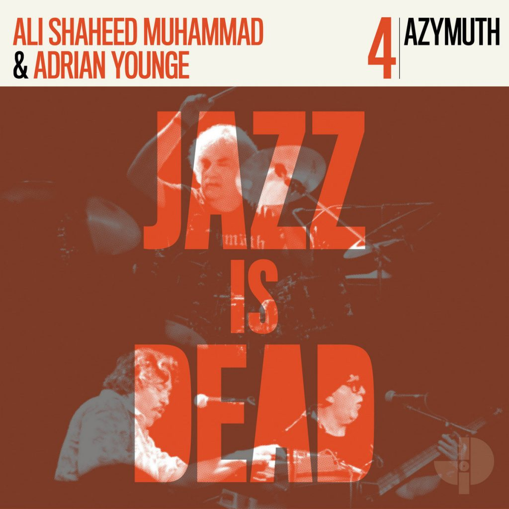 Jazz is Dead 4 - Azymuth