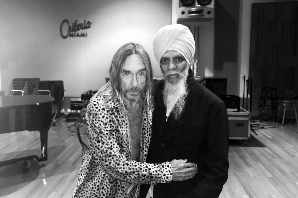 Lonnie Smith e Iggy Pop