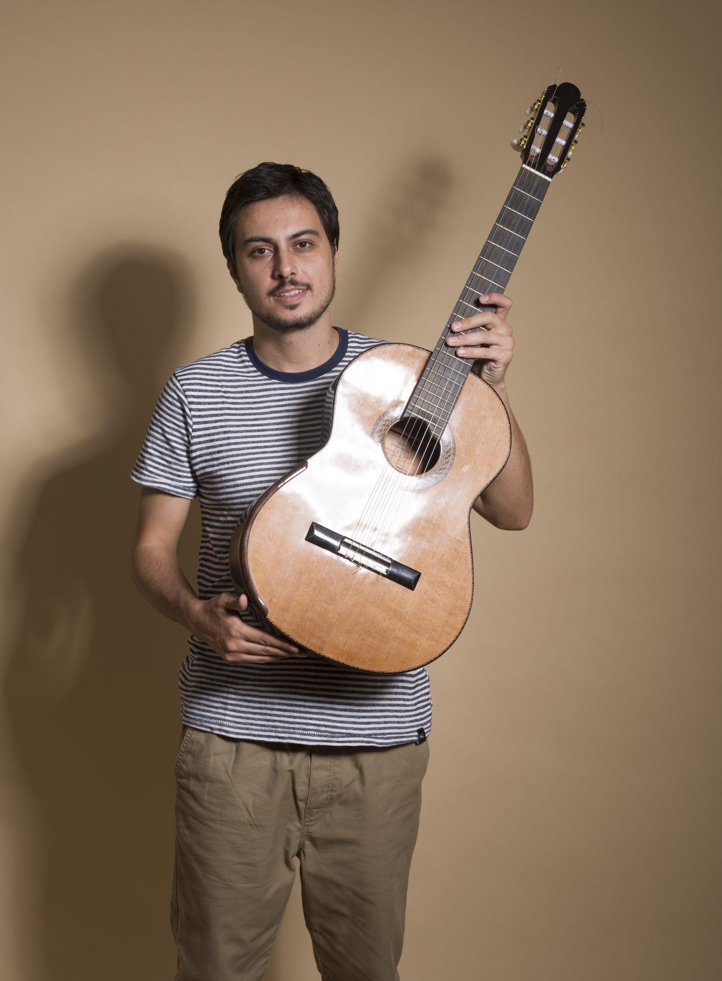 Paulo Tó. Foto divulgação