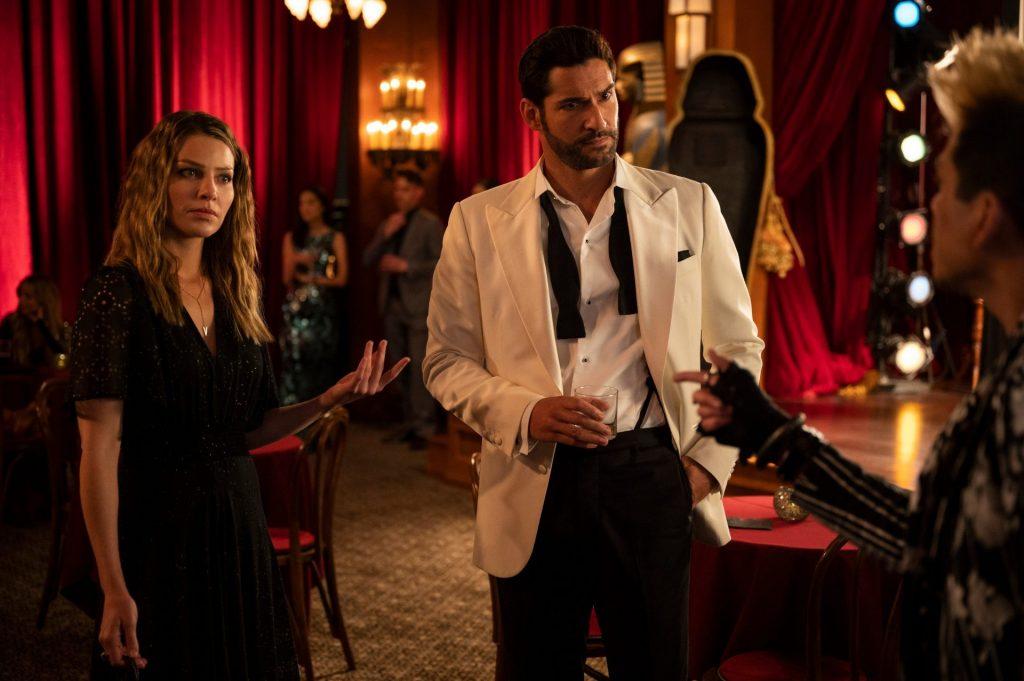 Lucifer 6 temporada - foto divulgação